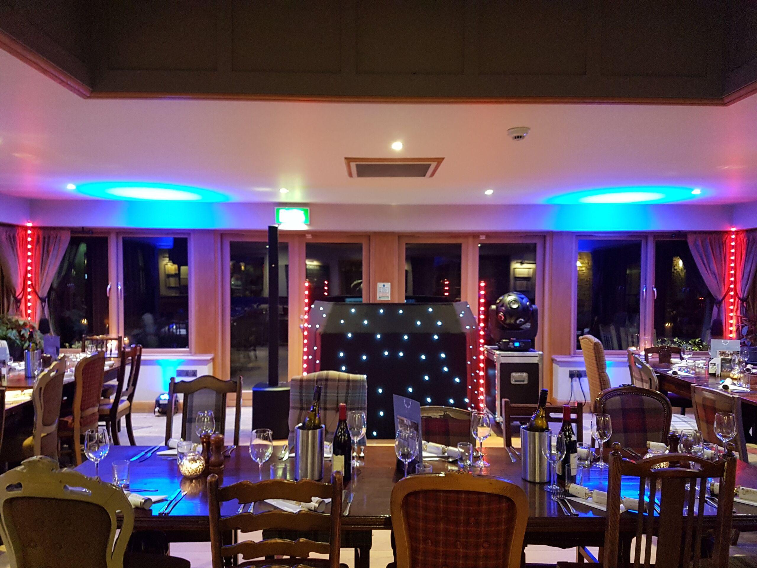 Riverside Hotel mildenhall mobile disco, suffolk